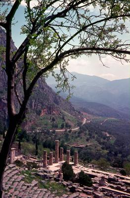 Delphi 4 - Gustav Eckart, Photographie