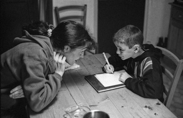 Kinder 29 - Gustav Eckart, Photographie