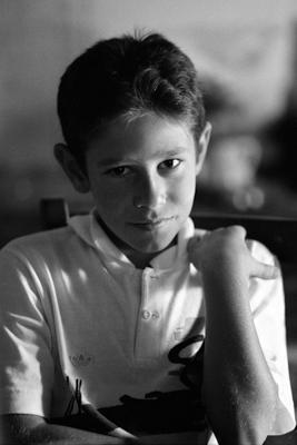 Kinder 35 - Gustav Eckart, Photographie