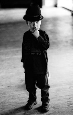 Kinder 36 - Gustav Eckart, Photographie