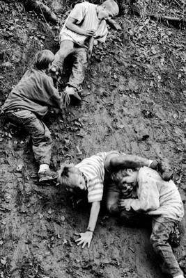 Kinder 41 - Gustav Eckart, Photographie