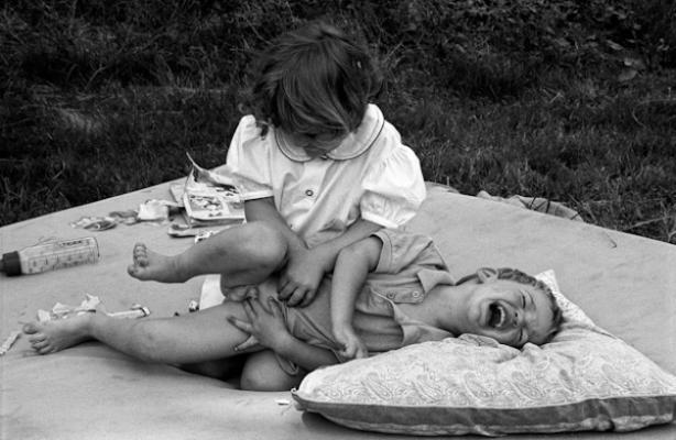 Kinder 46 - Gustav Eckart, Photographie