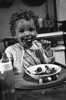 Kinder 75 - Gustav Eckart, Photographie