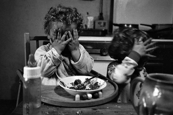 Kinder 76 - Gustav Eckart, Photographie