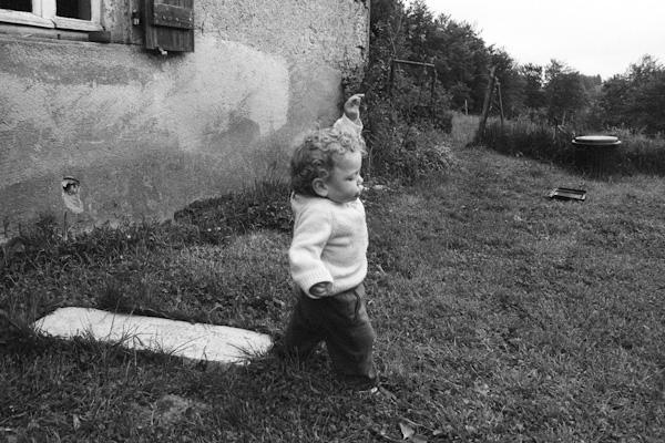 Kinder 78 - Gustav Eckart, Photographie
