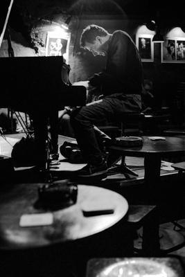 Marc Copland 1990 - Gustav Eckart, Photographie