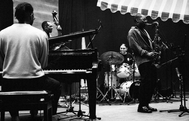 Ravi Coltrane 19990722 - Gustav Eckart, Fotografia