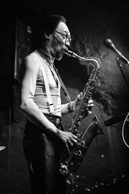 Sam Rivers 1990 - Gustav Eckart, Photographie