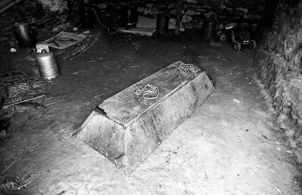 Schweineschlachten 07 - Gustav Eckart, Photographie