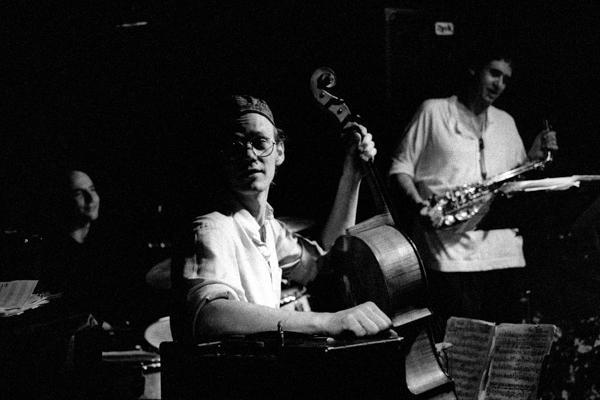 Tim Berne Hank Roberts Joey Baron 19900512 02 - Gustav Eckart, Photographie