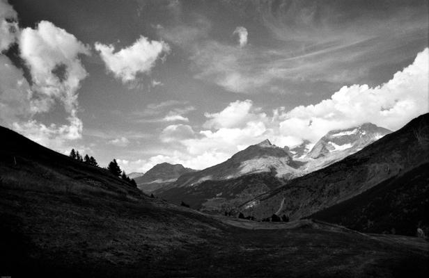 Saas-Fee 2 - Gustav Eckart, Photography