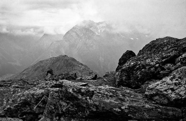 Saas-Fee 3 - Gustav Eckart, Photographie