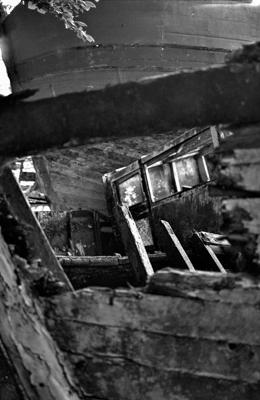 cimetière de bateaux 1 - Gustav Eckart, Photographie