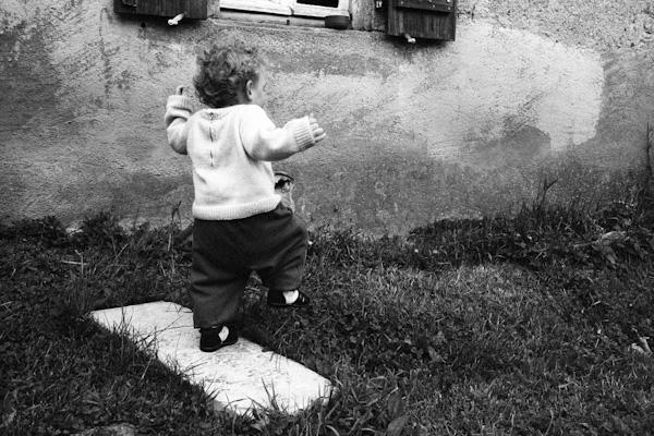 saut - Gustav Eckart, Photographie