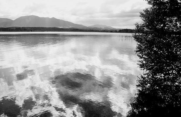 """le lac """"Staffelsee"""" en bavière - Gustav Eckart, Photographie"""