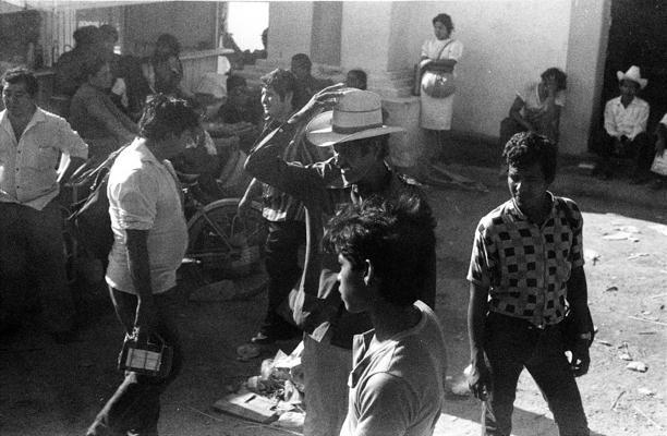 Tehuantepec 1 - Gustav Eckart, Photographie