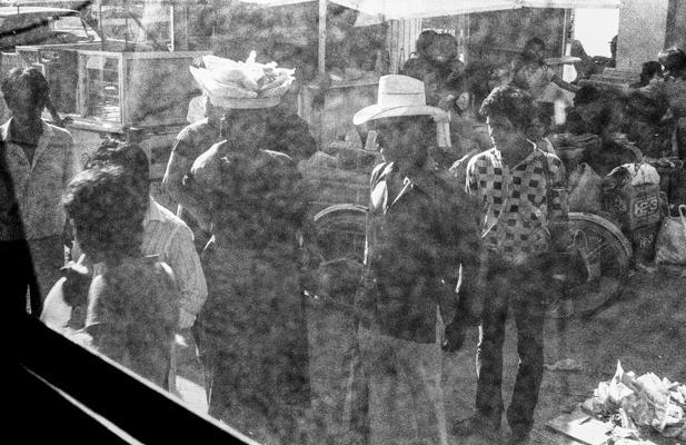 Tehuantepec 3 - Gustav Eckart, Fotografia