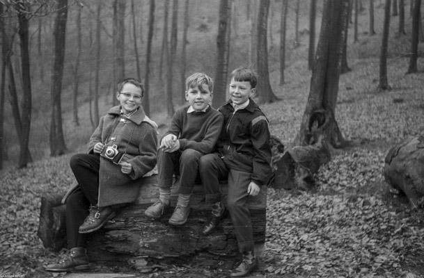 Three Friends 1960 1 - Gustav Eckart, Photography