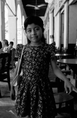 Veracruz Kleine Verkaeuferin - Gustav Eckart, Photographie