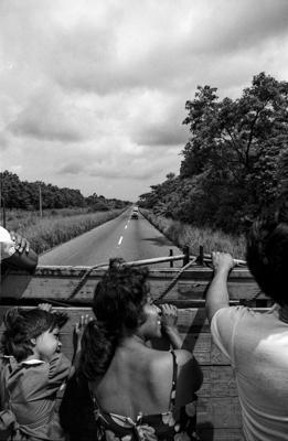Villahermosa Auf Dem Laster 2 - Gustav Eckart, Photographie